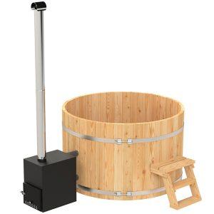 Holzbadezuber