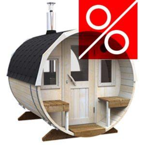 Rabatt Sauna