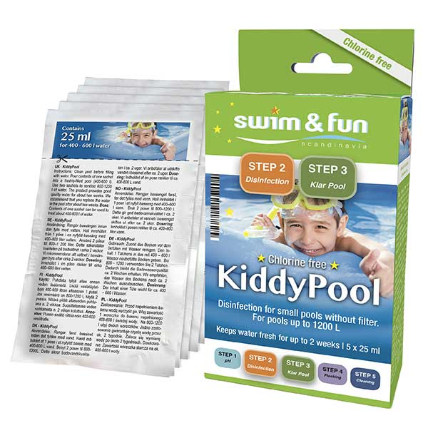 bild KiddyPool 5 x 25 ml