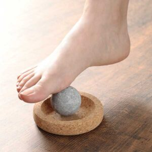 kuvia Mini-Fußmassagegerät aus Speckstein_2